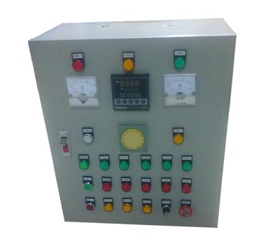 福清燃烧器控制箱燃烧机电控箱(柜) 壁挂式控制柜