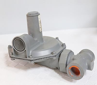 鹤岗143-80天然气减压阀 lpg液化石油气减压阀 胜赛斯图片