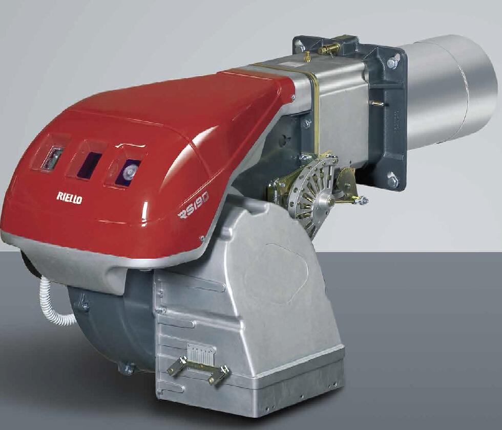 RS190/M利雅路燃气燃烧机 RIELLO锅炉燃烧器 意大利原装进口燃烧机