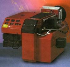 B55-2.2H柴油双段火燃烧机 瑞典百通BENTONE燃烧机