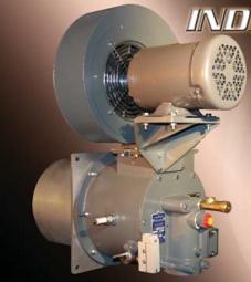 MAXON INDITHERM工业燃烧器是烧嘴混合式天然气燃烧器