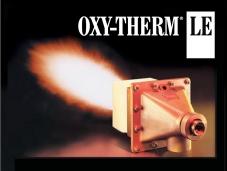 OXY-THERM® LE 天然气燃烧器 麦克森MAXON工业全氧助燃燃烧器