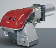 RS100/M利雅路燃气燃烧机 RIELLO锅炉燃烧器 意大利原装进口燃烧机