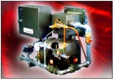 AG系列气体燃烧机 日本奥林佩亚热风炉燃烧机