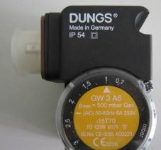 GW3A6压力开关 德国冬斯DUNGS